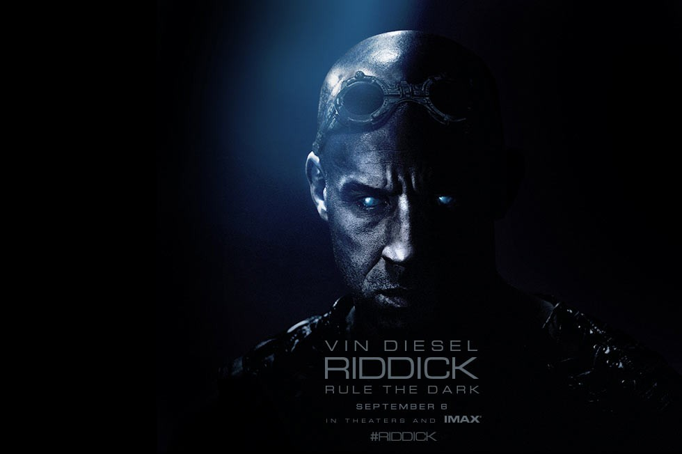 Riddick | Nearby Showtimes, Tickets | IMAX